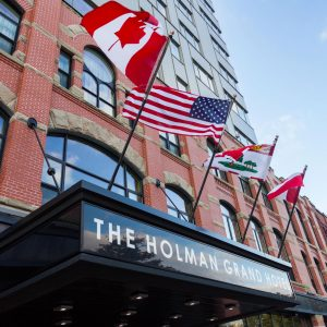 The Holman Grand
